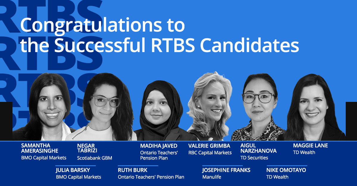 WCM's Return to Bay Street program relaunches ten women into leadership positions in Canadian finance. Since 2010 this renowned returnship program has relaunched the careers of 73 women in capital markets. Congratulations to the 2020 successful candidates: https://bit.ly/337oRuapic.twitter.com/Pg8hKQjUcP