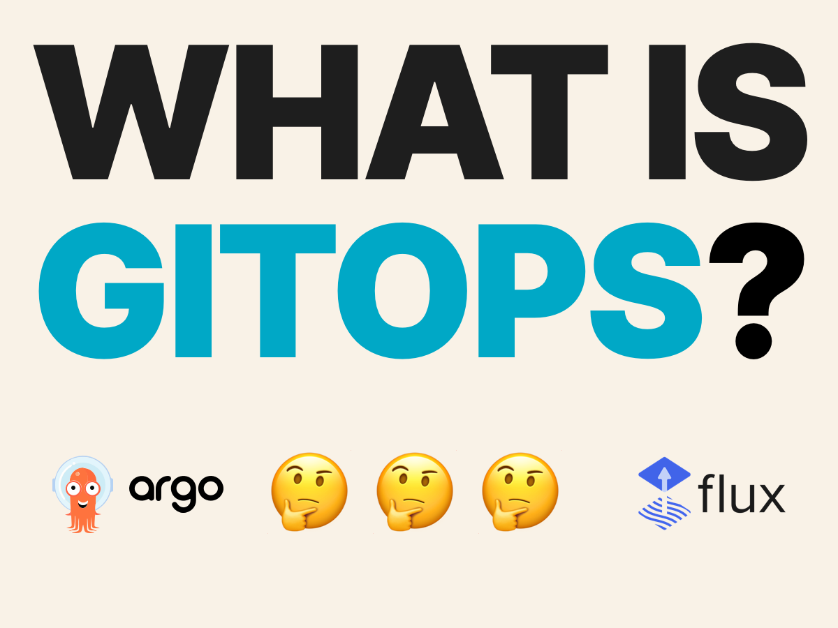 THREAD: What is GitOps? Is this something that you should learn? Lets dive into it.