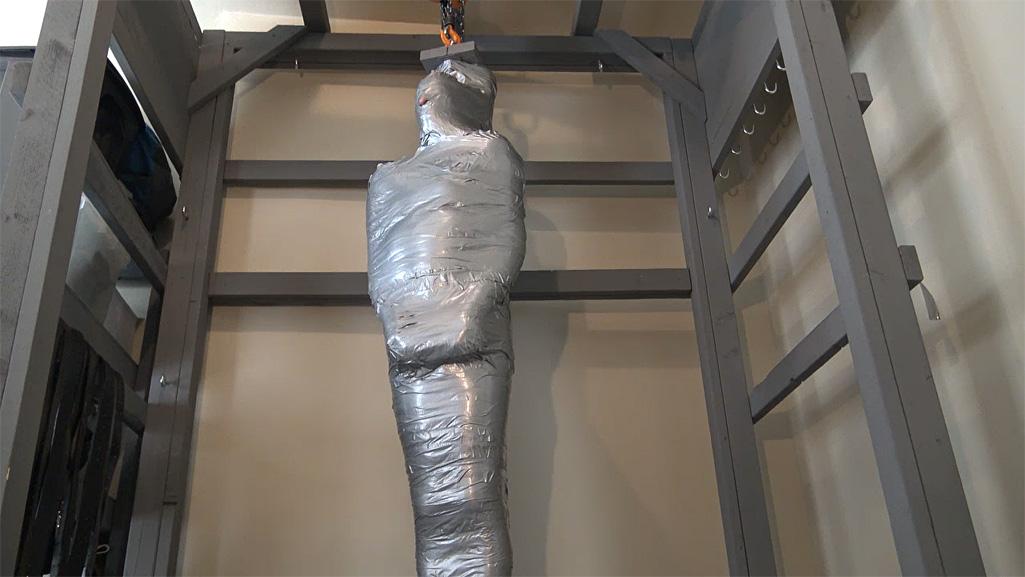 Certified bad ass duct tape technician