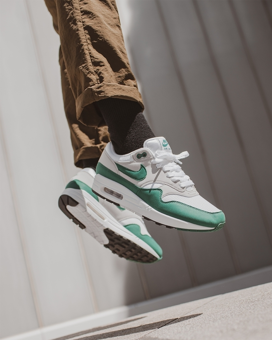 Footpatrol London On Twitter The Nike Air Max 1 Hunter Green