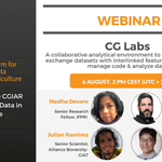 Image for the Tweet beginning: #Webinar reminder: Collaborative #GARDIAN Labs.