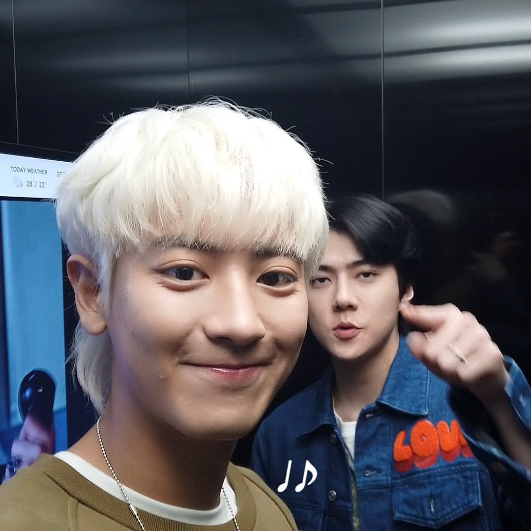 studio.nng 인스타그램🔥  찬열의 7월 28일 with 세훈 (No Edit) 😃 - -  #찬열   #CHANYEOL    #studioNNG #NNG #ㄴㄴㄱ #LOEYxSTUDIONNG #EXO_SC   #세찬 #1BillionViews   #엑소 #EXO⁠ ⁠ https://t.co/VRqmDZ46ZP