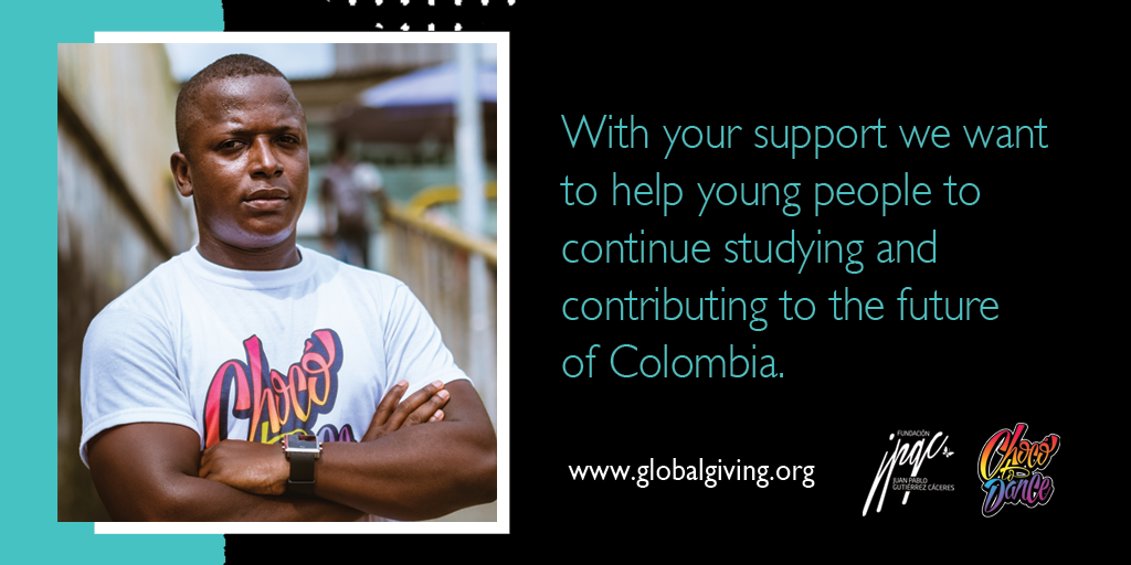 test Twitter Media - After 12 years working in education through the @FundacionJPGC, we know that our scholarships represent a great impact in #Colombia, and you can help us to continue with our purpose. https://t.co/EJMwroSAf9  #GlobalGiving #BeAGlobalGiver #notforprofit #raisemoney https://t.co/bSYMymd0lT
