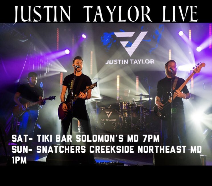 Let's go !! #somd #tikibar #solomonsisland #northeast #band #livemusic #jtb #letsrock https://t.co/r7qREEZOf0
