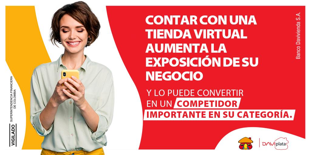 #BienvenidoAlNuevoMundo ¿Por qué apostar por los canales digitales para impulsar las ventas de su negocio? Conozca más razones aquí https://t.co/0n7UEgtdWt https://t.co/z6el60es7M