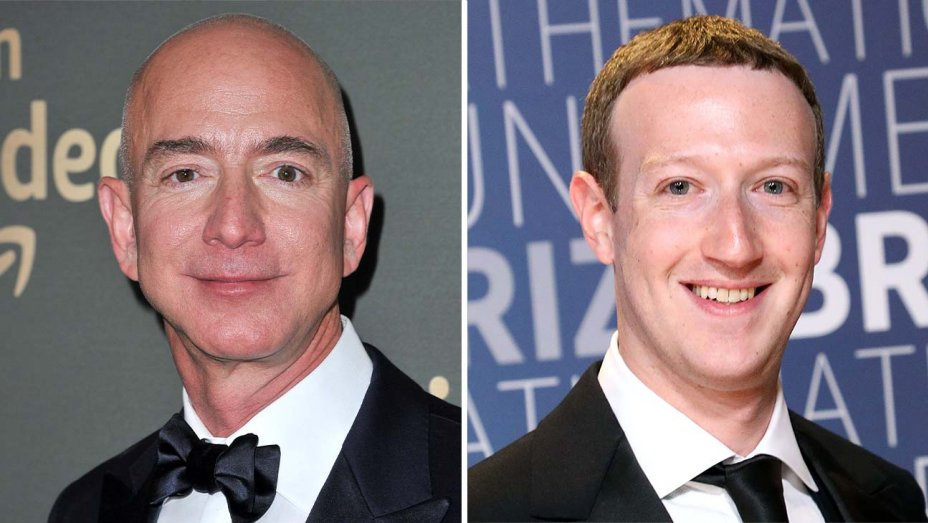 These two men have created nearly 900,000 jobs that didn't exist previously. They've created more than $2 trillion in wealth through entrepreneurship & innovation. Just remember that when people who've never created a single job or a dollar of GDP in their lives vilify them. https://t.co/87epIWqqR8
