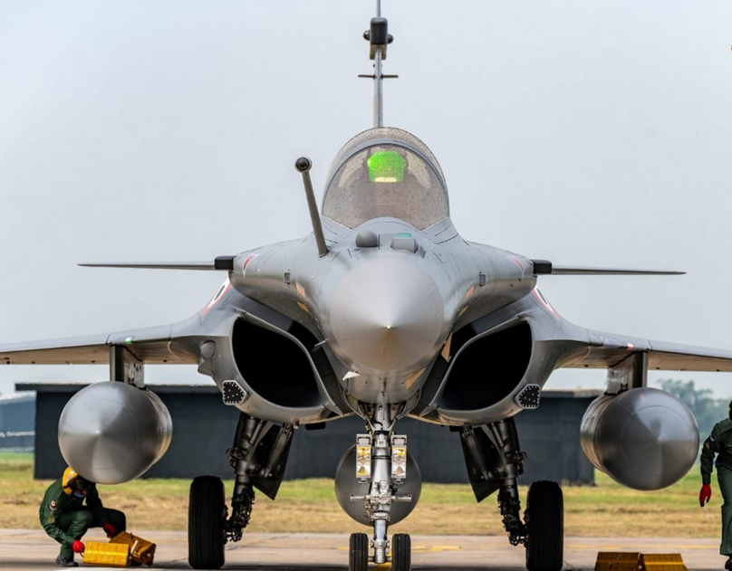 Rafale jets to be formally inducted into IAF in presence of French defence minister this Thursday