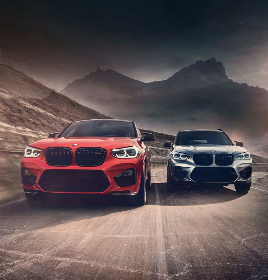 Experience the power of the X3 M and X4 M, each combining two twin-scroll turbochargers with variable valve control and available carbon fiber trim crafted by hand. #BMWPerformance pic.twitter.com/jTtSpHmvYj