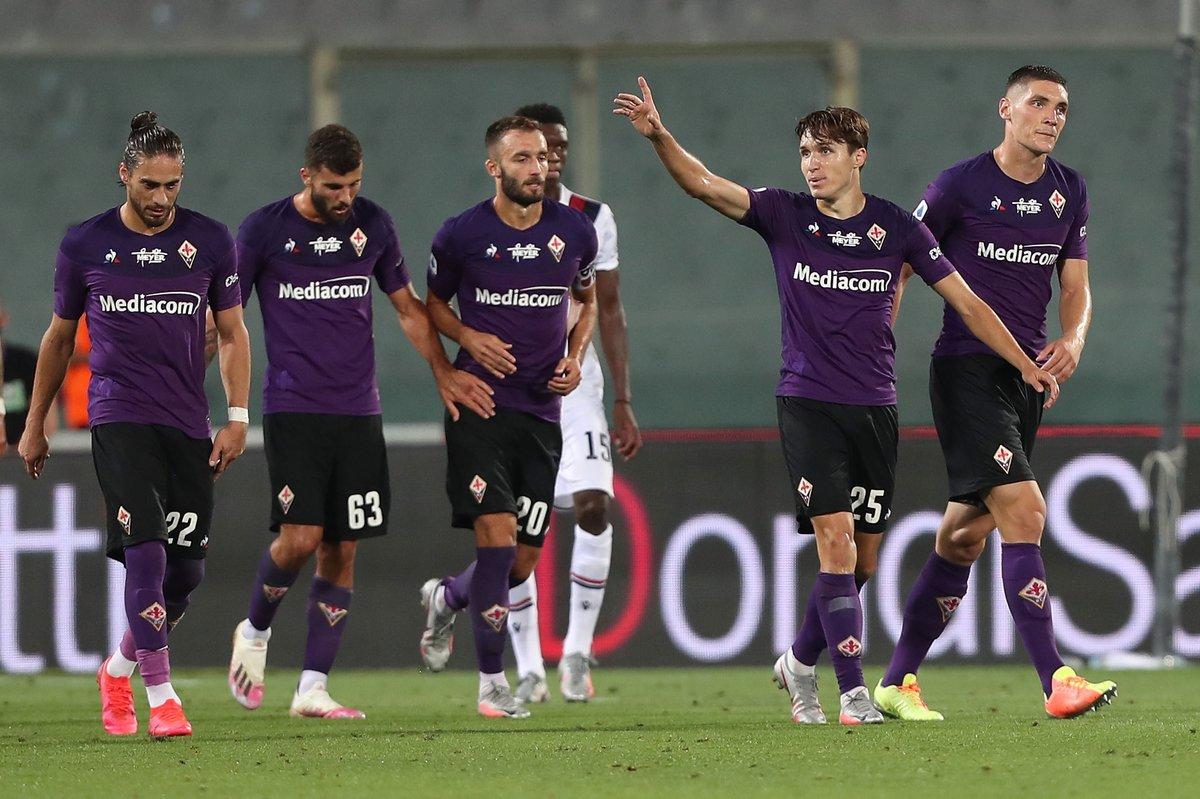 #SerieA - RESULTS:  Cagliari 2-0 Juventus Fiorentina 4-0 Bologna Torino 2-3 Roma https://t.co/IPCdX4pjiU
