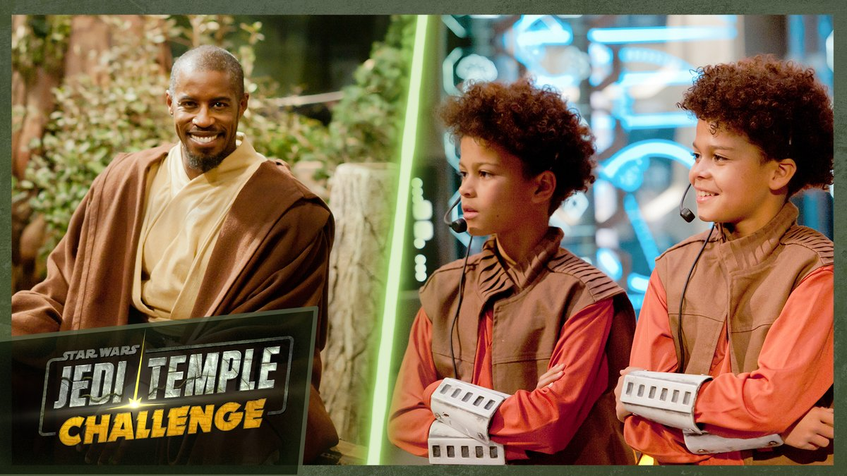 A new group of Padawans tackle the Jedi trials on an all-new episode of #JediTempleChallenge. Watch now on Star Wars Kids: strw.rs/6005GjjuL