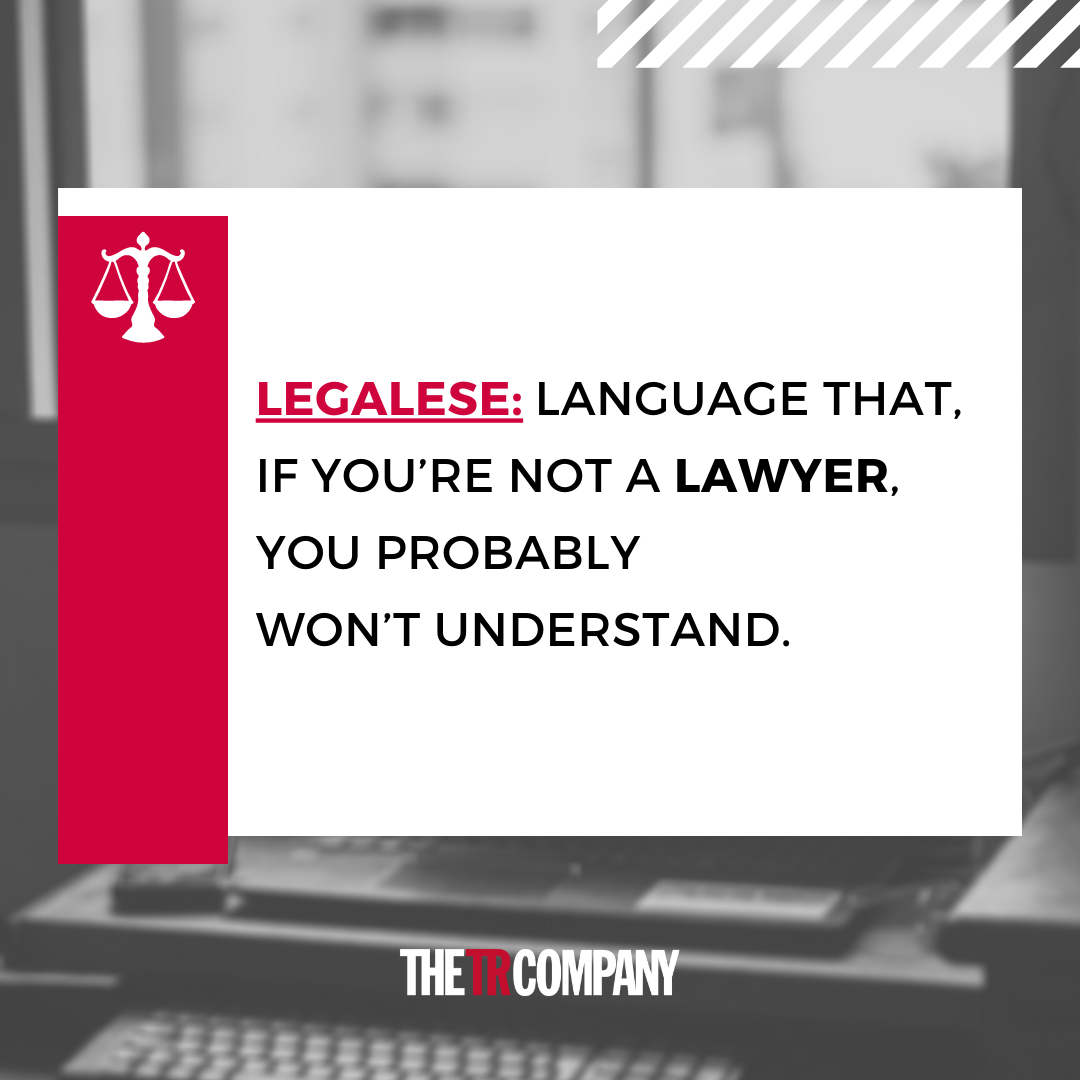 When you write a document 📄, do you avoid legalese? 🤔 Do you think legal documents can (should?) be free of formalisms and archaic words ❓  #traductor #traductores #traducciones #translator #translators #translation #traduccionesprofesionales #translations #traduccion #idiomas https://t.co/94fUG3m99Y