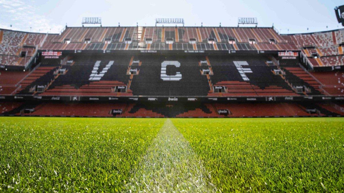 Valencia CF 🦇💯 #AMUNTWorld 🌍 @valenciacf
