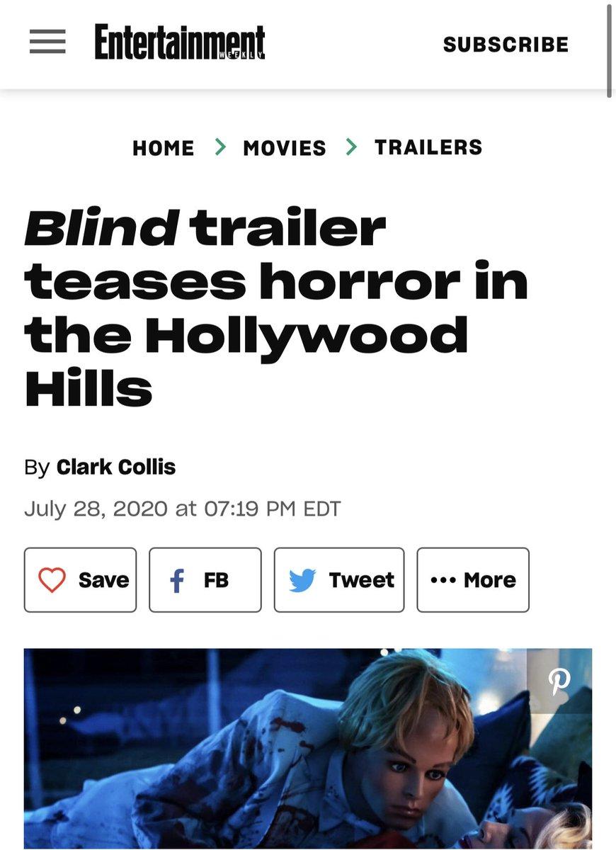 Thanks @EW @FrightFestFilms #film  #indiefilm #hollywood #filmmakers pic.twitter.com/AQpfqUFhpg