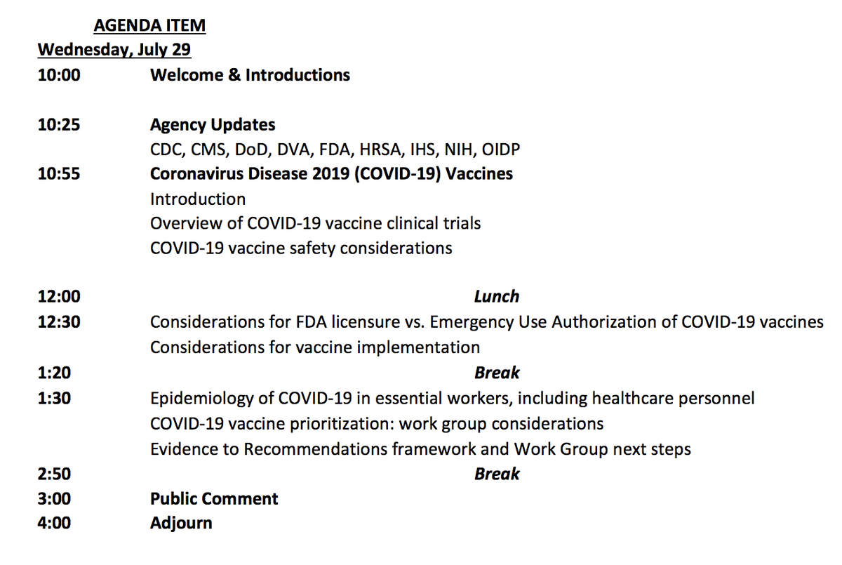 "Right before #YouTube ""censored"" @DelBigtree, he promoted public ""comment"" to ACIP on #COVID19 vaccination. Since its inception, ACIP has turned vaccinations into a public health scourge. It should have no role in pandemic response. Del's ""opposition"" role helps legitimize ACIP."