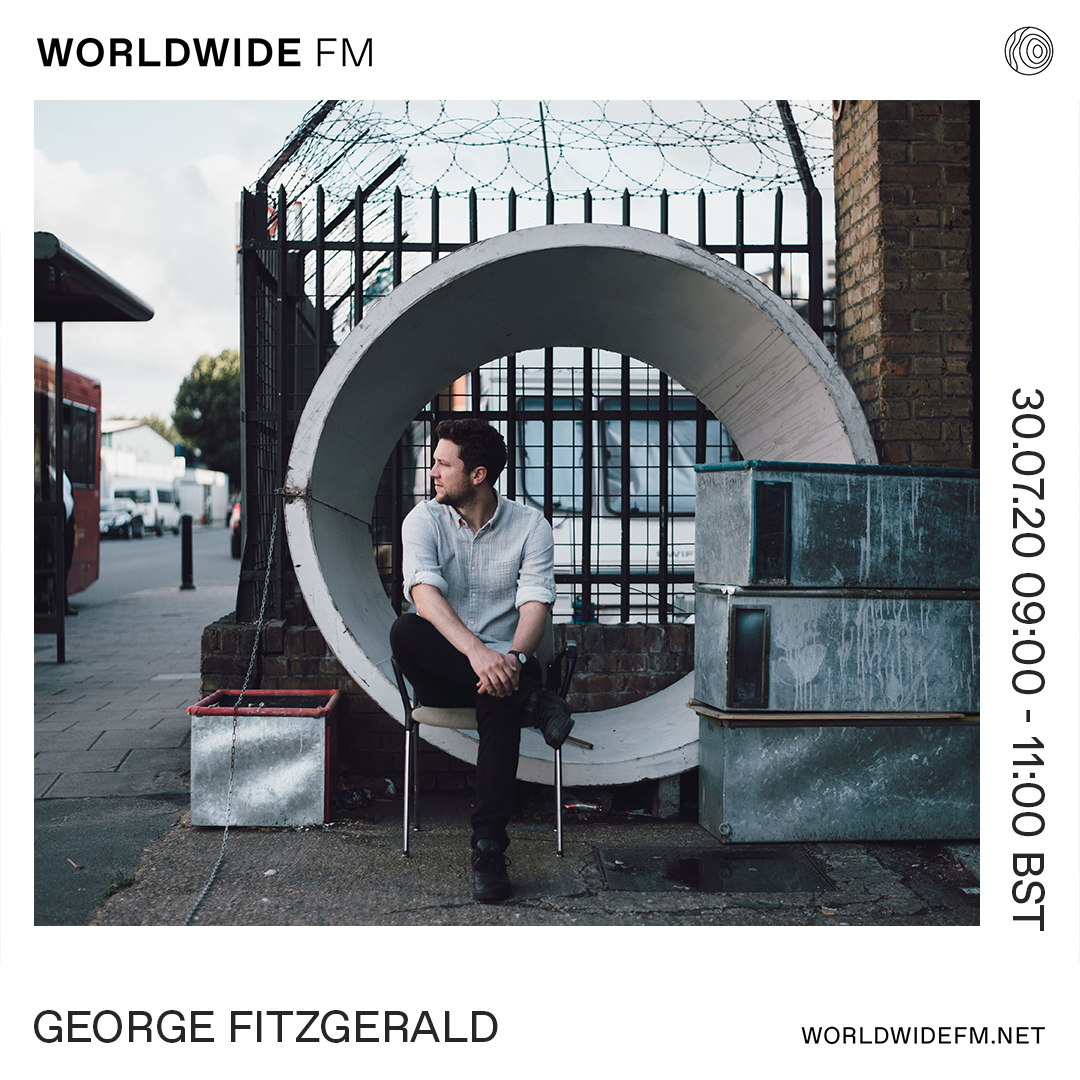 Took a break from the studio to fill in for @gillespeterson tomorrow morning. Tune in to @worldwidefm 9-11am 📡 wrldwd.fm/fitzgerald