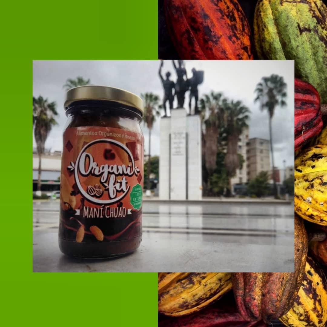 Mantequilla de Maní Chuao, Maní y el mejor cacao del planeta tierra, hecha con manos y talento 100% Venezolano. Sabor único e incomparable. #organifit20  #alimentosnaturales #alimentosorgánicos #abastoorgánico #cacao #chocolate #ccsabanagrande #SabanaGrande #Caracas #Venezuelapic.twitter.com/LhDTbCPLCD