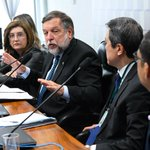 Image for the Tweet beginning: Senador @ArnsFlavio anuncia parecer favorável