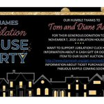 Image for the Tweet beginning: Jubilation House Party has gained