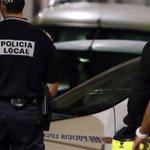 Image for the Tweet beginning: La #policía intercepta conduciendo a