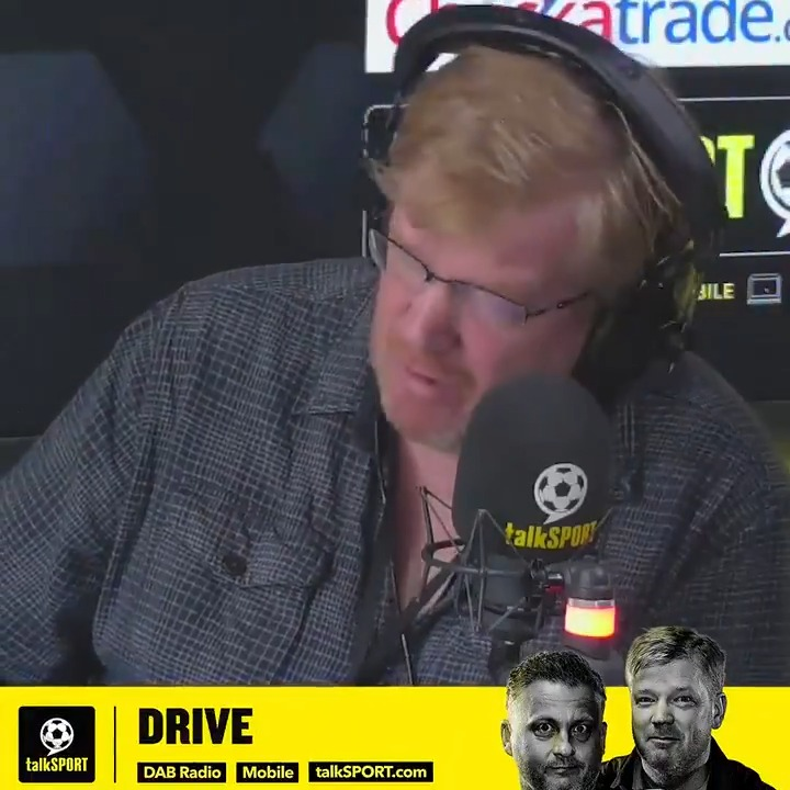 """""""What a massive, massive blunder for Guardiola, to not manage this situation better."""" ❌  """"I think this is one of the biggest errors, of Guardiola's career."""" 🙈  @talkSPORTDrive looks back at Pep Guardiola's decision to sell Jadon Sancho.  Was it an error from Guardiola? 🤔 https://t.co/NuZhwe6O2M"""