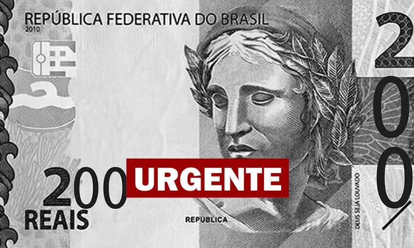 """Jornal Metrópole on Twitter: """"Nota de 200 reais terá o valor de duas notas de 100 reais, diz Banco Central… """""""