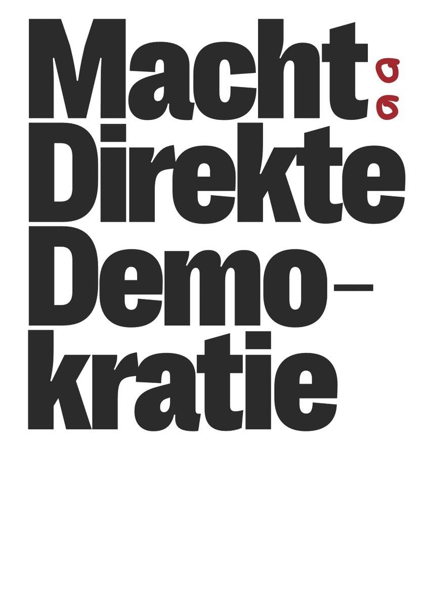 Das Politbuch des Jahres 20% günstiger «Macht direkte Demokratie» wirft in 35 Beiträgen einen Blick auf die Schweiz von morgen. Beiträge von: Sibylle Berg, Daniel Graf und Andreas Freimüller. Rabatt-Code: wecollect. https://t.co/ecptxoQjyb https://t.co/gK4g7EgpEY