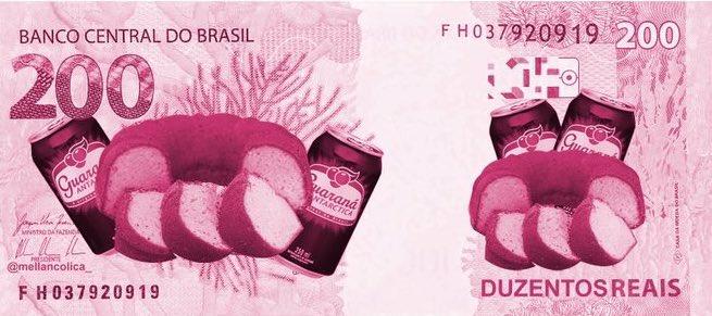 Nova nota de 200 reais: Qual o sentido nisso?