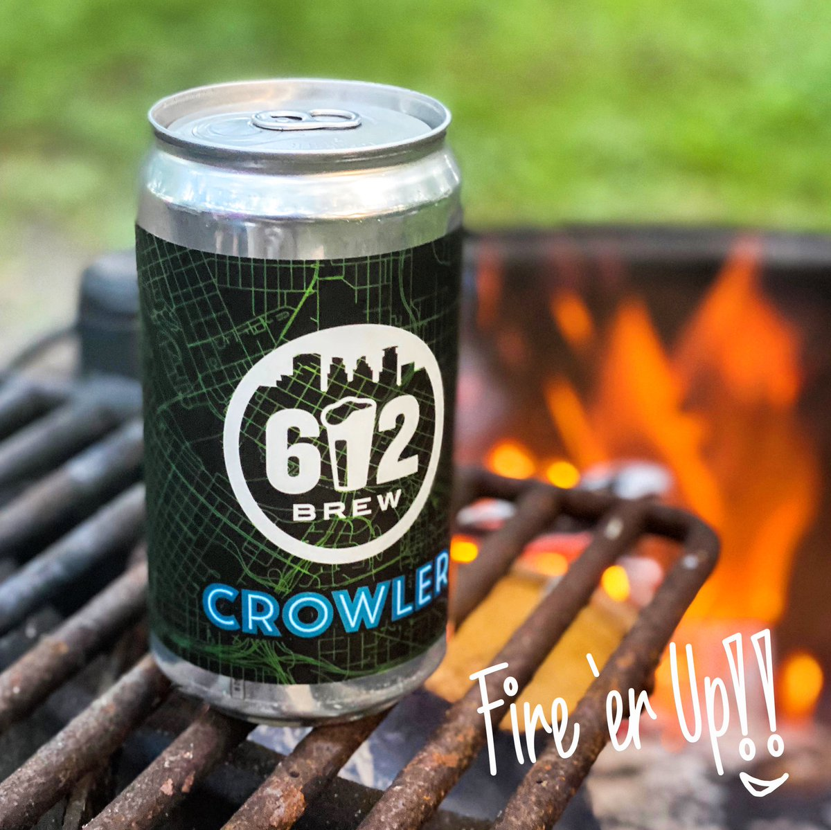 Honey, fire up the grill, I grabbed me some crowlers and we're havin' a BBQ! We have our full selection of tap beers available for take-home, grab sum for your next backyard bonanza. #imthirstyalready https://t.co/XWNFUoglM6
