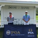 Image for the Tweet beginning: Great day at the @WNYPGA