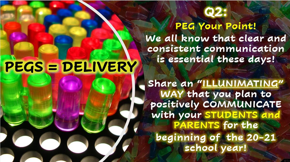 Q2: #celebratED