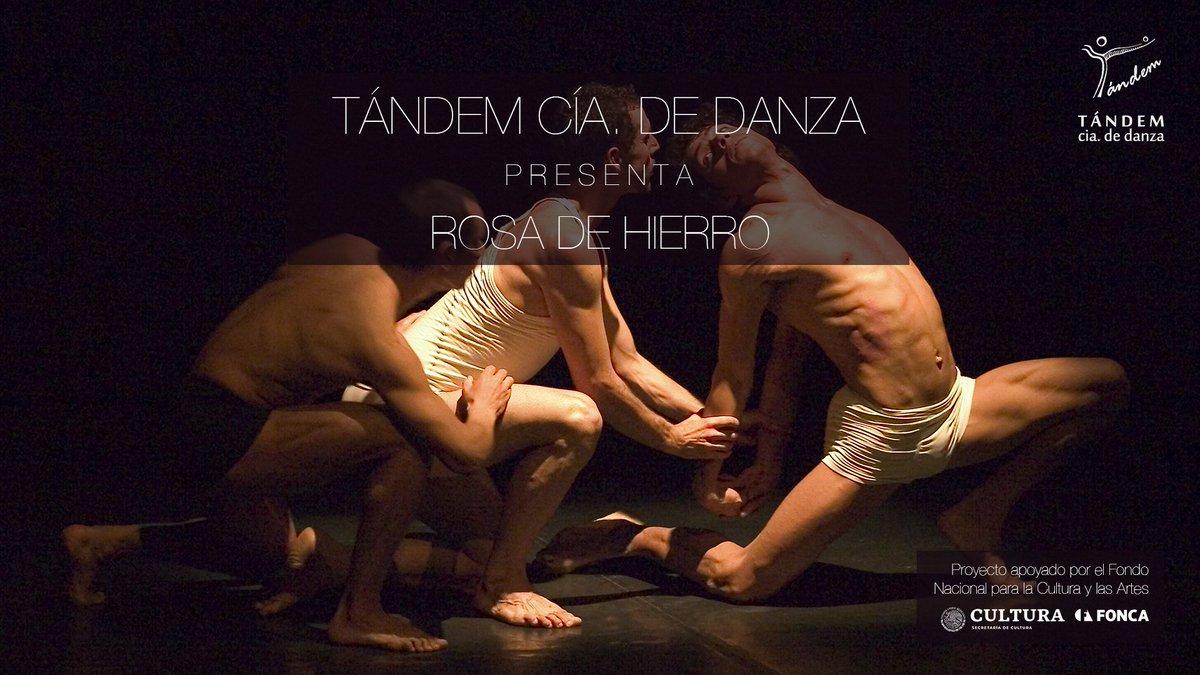 #TANDEMCIADEDANZA  #REMINICENCIASDANCTICAS  Tandem Cia De Danza  Presenta  Rosa De Hierro   Streaming Sabado 01 De Agosto 21:00hrs  Acompañenos   #DelForoATuCasa  #TandemTeAcompaña #DanzaQueUne  #UnidosConDanzapic.twitter.com/NyrZlgIQLy