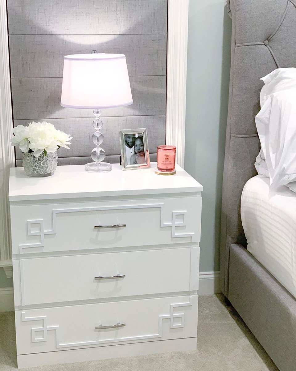 O Verlays On Twitter You Will Love How Fun And Easy It Is To Diy Upgrade Your Ikea Malm And Other Ikea Pieces With O Verlays Decorative Fretwork Panels Myoverlays Ikeahacks Diy Diyprojects Ikea