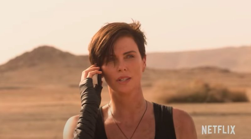 Lethality Jane On Twitter Please Settle A Debate Does Charlize Theron Have A Karen Haircut In The Old Guard