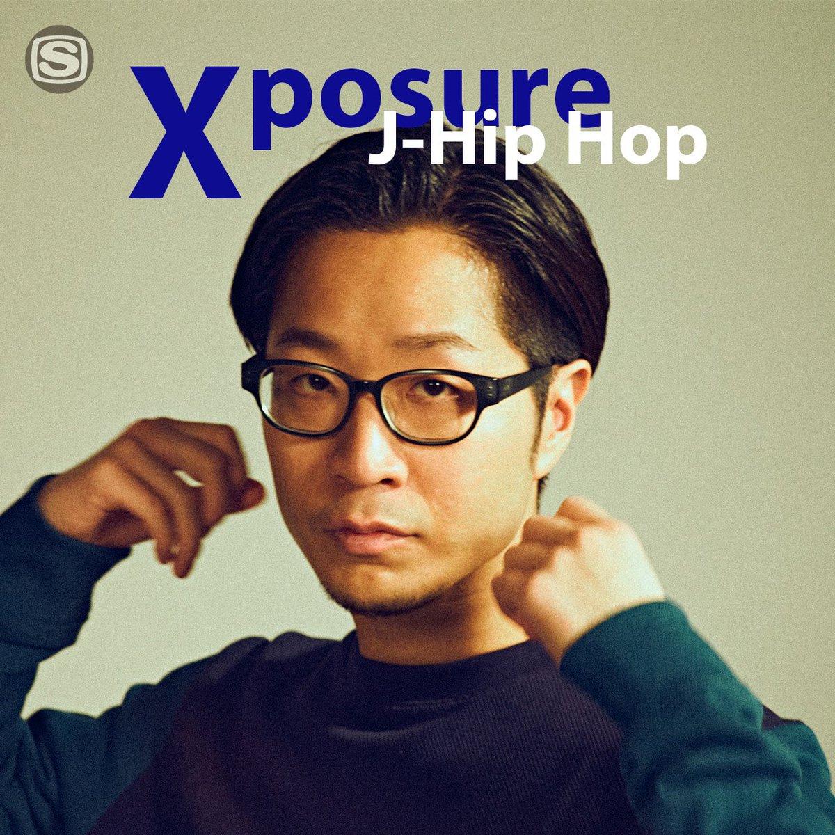 SPACE SHOWER MUSICのSpotifyプレイリスト『Xposure J-HIP HOP』のカバーにPUNPEEが起用されております。PUNPEEほか、VaVa、in-d、BLYY等が収録されております。是非お聴きください。@SpotifyJP