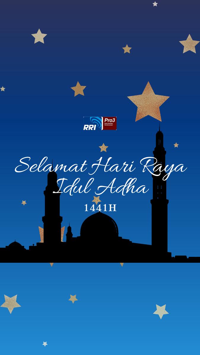 Rri Official On Twitter Selamat Hari Raya Idul Adha 1441 Hijriah Telah Diserahkan Hewan Qurban Dari Rri Kepada 3 Pengurus Masjid Di Daerah Jakarta Pada Selasa 28 07 2020 Iduladha2020 Https T Co 603bjhhvnu