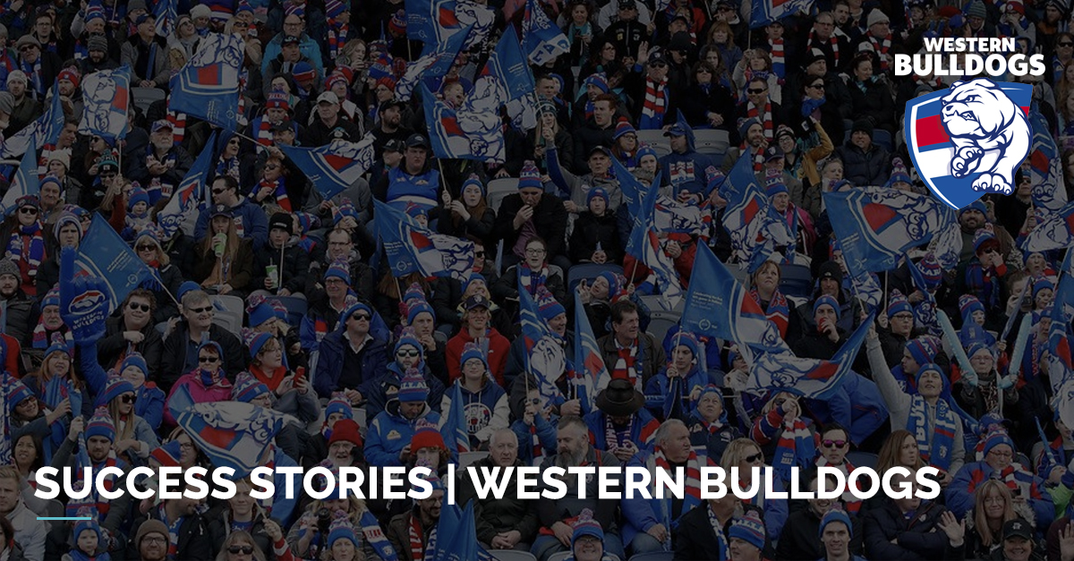 The @westernbulldogs built an online marketplace to create a community hub for their fans and sponsors. However, the onset of COVID-19 also presented a unique opportunity to use the site to support local businesses in their heartland as well. Read more: https://t.co/7bsOgL04LM https://t.co/N7qbP49Xqn