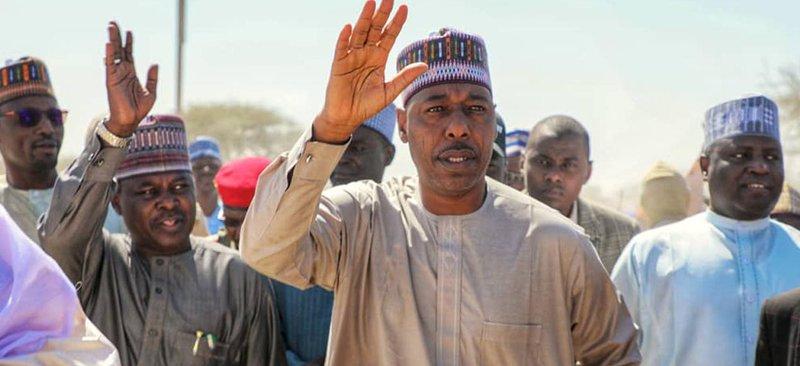 Governor Zulum Escapes Boko Haram Ambush