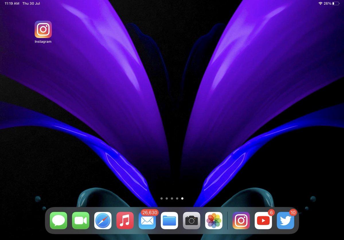 Ishan Agarwal On Twitter Samsung Galaxy Z Fold 2 Fold2 5g Wallpapers Look Great On The Ipad Pro Samsungevent Samsung Galaxyzfold2 Ipadpro Https T Co Uifjpi0hgf