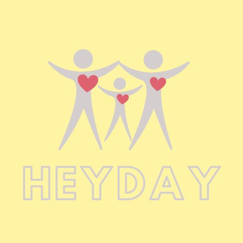 Happy #Heyday! Reach out to 3 friends to join the #HeyDayMovement and then share any thoughts or highlights by commenting on or retweeting this!