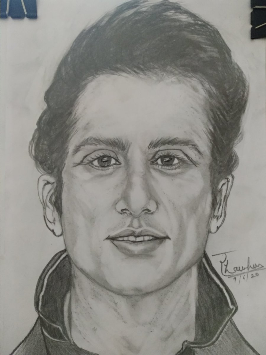 @SonuSood Happy birthday🎂 Your real face artwork...