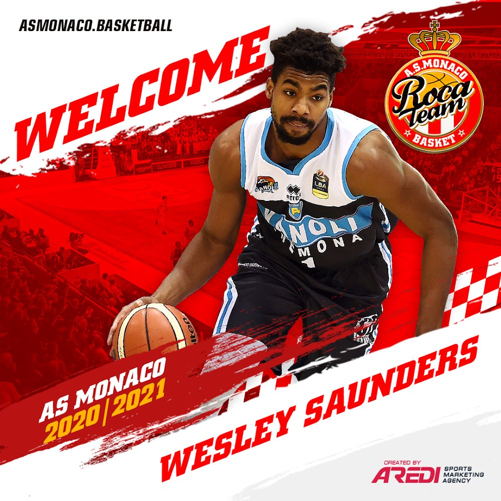 Ufficiale, Wesley Saunders firma all'AS Monaco