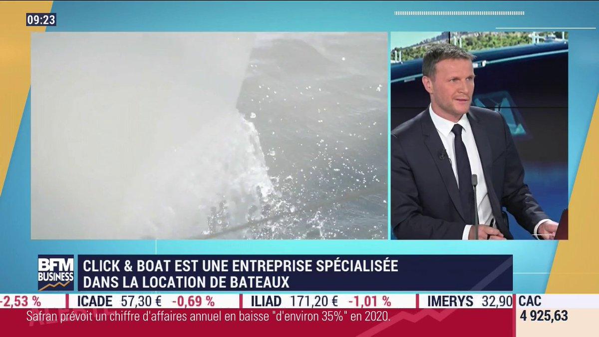 Click & Boat a enregistré au mois de juin une hausse des réservations de 60% par rapport à juin 2019 https://t.co/3FeNikYYWc