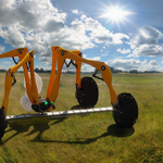 Image for the Tweet beginning: Agricultural robots, such as those