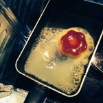 実は超簡単!?プリンと食パンをフライパンにぶち込んで作るフレンチトースト!