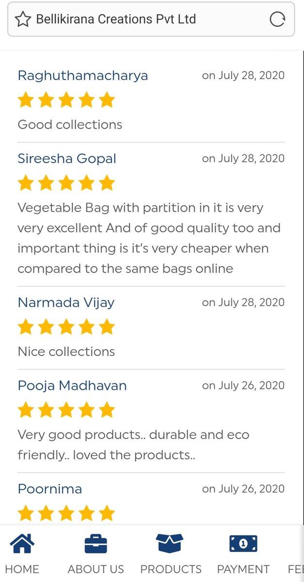 Reviews keeps us motivating