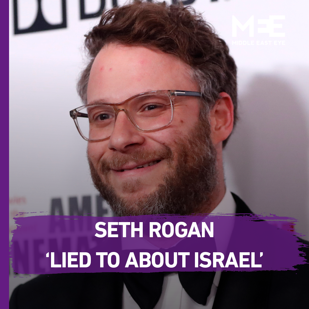 Hollywood actor Seth Rogen caused a storm on social media after saying he was 'lied to' about the formation of Israel during a conversation on the popular US podcast WTF. https://t.co/dbAphlciwa
