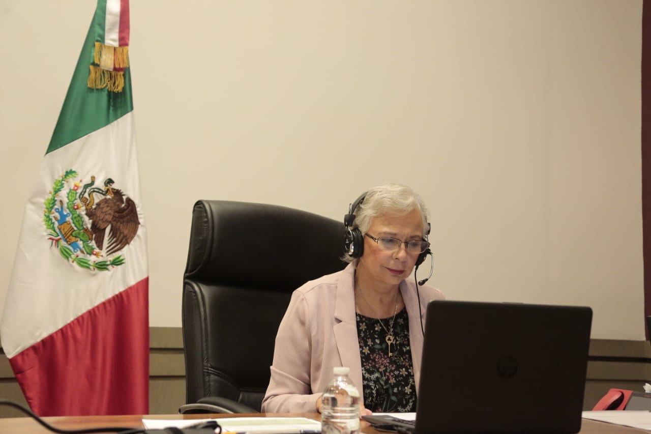 Acabar con discriminación a la mujer actualizando el Código Civil de cada Estado, llama Sánchez Cordero