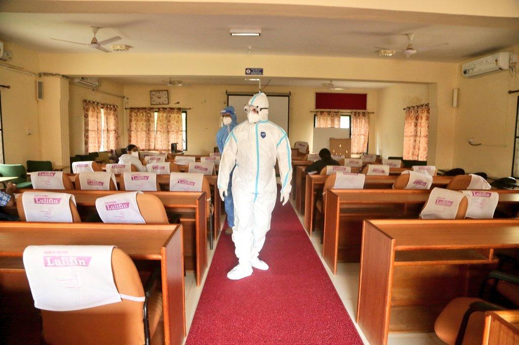 सीईटी परीक्षाएं 15 सितंबर से 10 अक्टूबर तक आयोजित होंगी — महाराष्ट्र सरकार