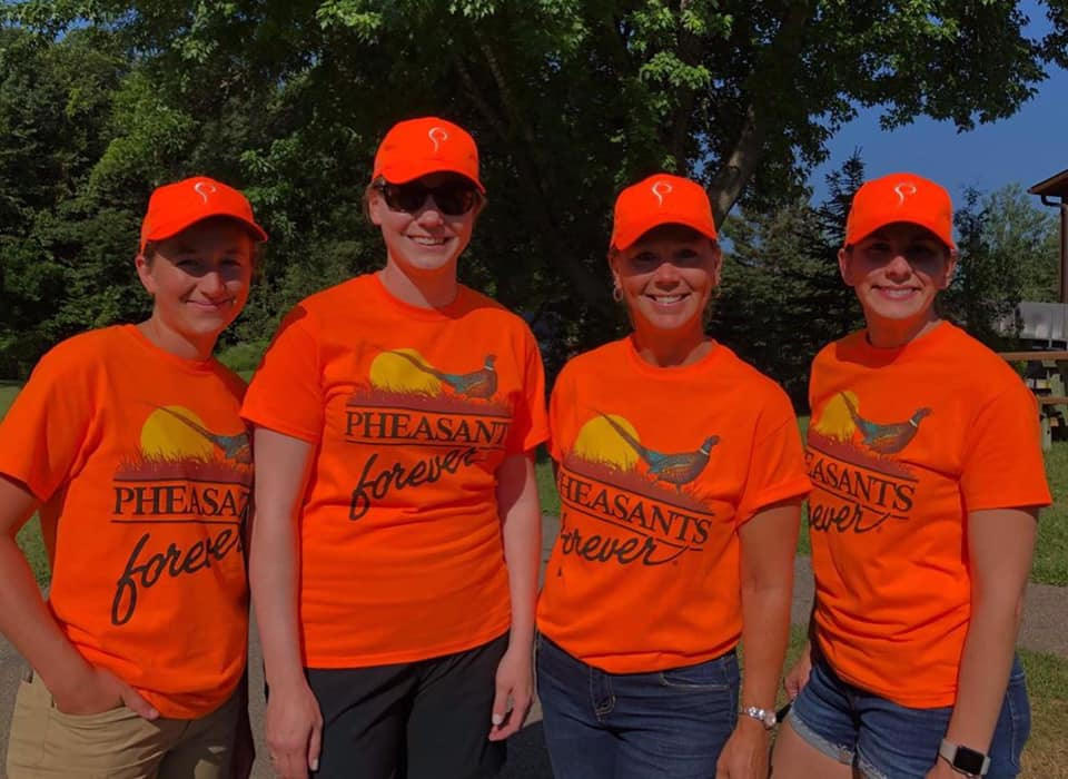 Shoutout to these amazing ladies!!   Minnesota women's only Pheasants forever group represent Prois at the Clay's for a Cause event where proceeds go to support Ransom Ridge Wildlife Management Area. #proisproud #claysforacause #claypigeon http://www.proishunting.compic.twitter.com/XxtW8dhyfP