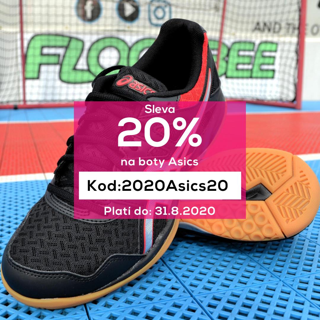 Aby sis mohl plně úžívat nové kolekce od Asics, připravili jsme si pro Tebe slevu - 20% z běžné ceny. Objednávej a využij slevu 20% již dnes.  http://ow.ly/g66m50AH53Q  #florbal #innebandy #salibandy #unihockey #eflorbal #ceskyflorbal #boty #asicspic.twitter.com/NG9h8ydaFp